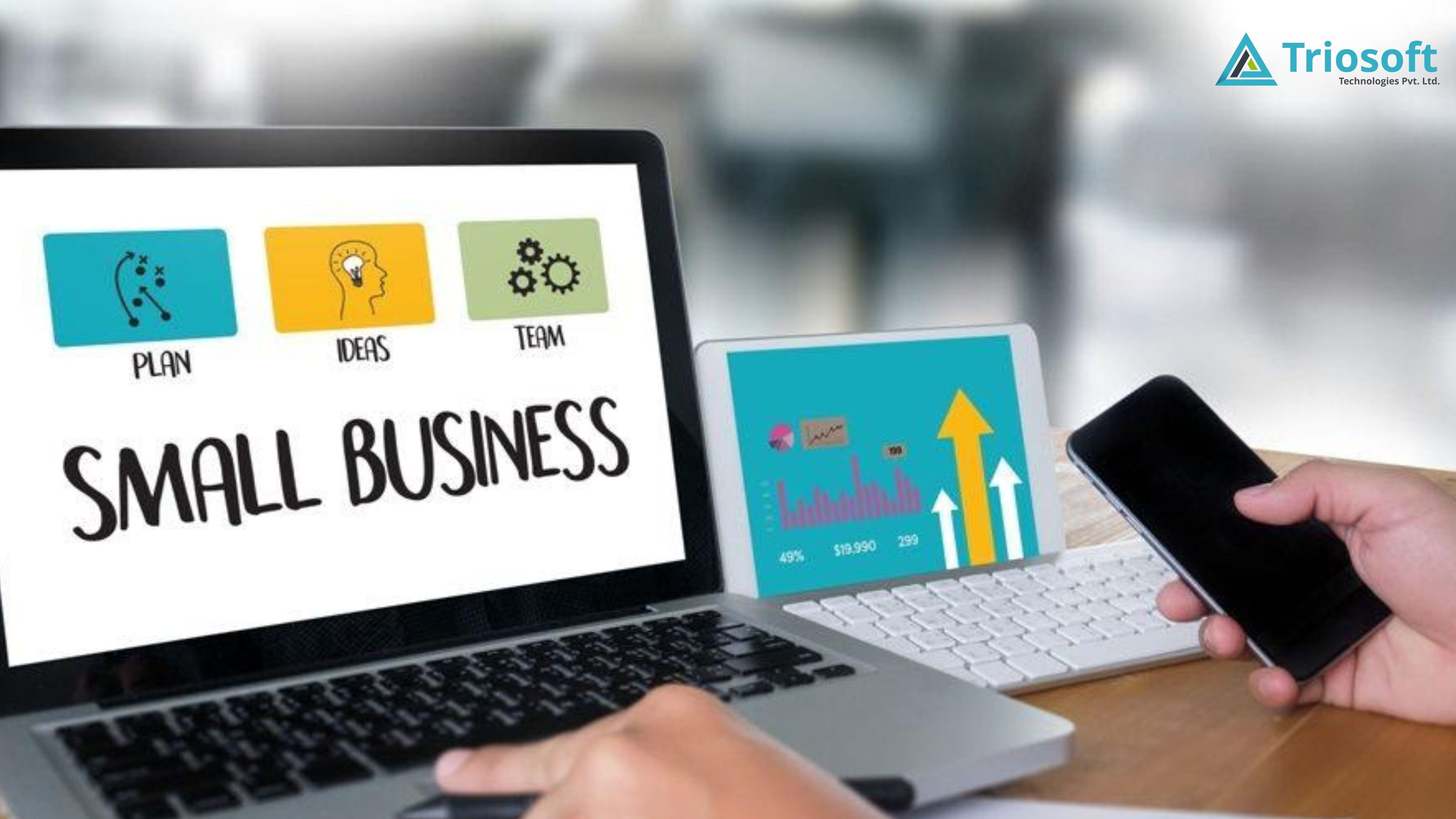How to use technology for your small business?